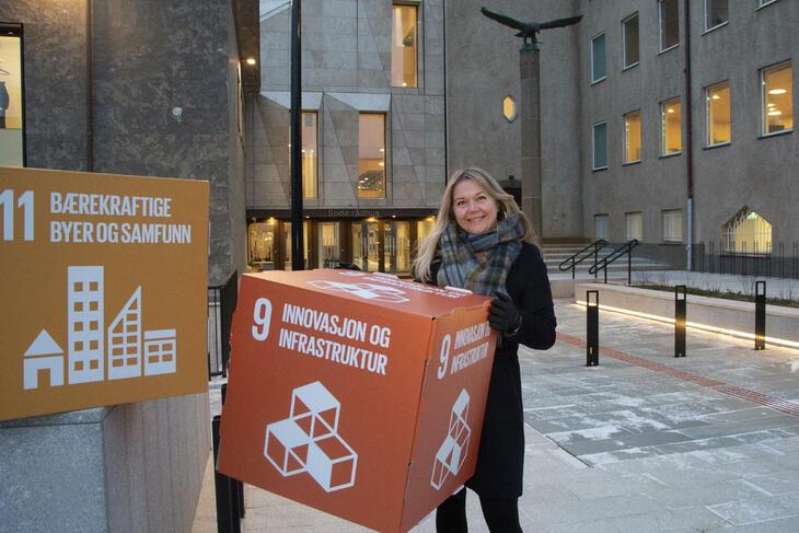 Prosjektleder for Smart Bodø